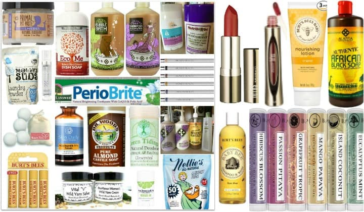 'Clean' Favorite Products For Home, Face and Body: My 25 Top Picks, top 25, list, safe, clean, non-toxic, chemical free, toxin free, immune suppressing, household products, skin care, facial care, beauty, disease, man-made fragrances, illness, synthetic fragrance, parabens, phthlates, aluminum, dyes, preservatives, sodium lauryl sulfate, petroleum products, ingredients, eye makeup, eyeliner, mascara, Honest Beauty, lash primer, women's feminine products, menopause, hot flashes, vaginal dryness, mood swings, alternative to bio-identical progesterone cream, wild yam root, vitex, comfrey, skin tone, essential oils, MoonMaid Botanicals, vaginal dryness, builds collagen, niacinamide, tightens pores, reduces wrinkles, younger skin, Burt's Bees, lip balm, Lotus Pure organics, lip gloss, lipstick, Art Naturals, hairspray, Giovanni L.A. Hold Hair spritz, roll-on and stick deodorants, Green Tidings, Schmidt's, Nutribiotic, Earth Science, Primal Pit Paste, African Black Soap, baby shampoo, tear-free, baby wash, veggie and fruit wash, Dr. Woods, Castile soap, Dr. Bronner's, Eco-Me liquid Dish Soap, laundry detergent, Mo;;ie's suds Laundry Powder, Nellie's All Natural Laundry Soda, fabric softener, wool dryer balls, economical, thrift, glass cleaner, Dawn Ultra,