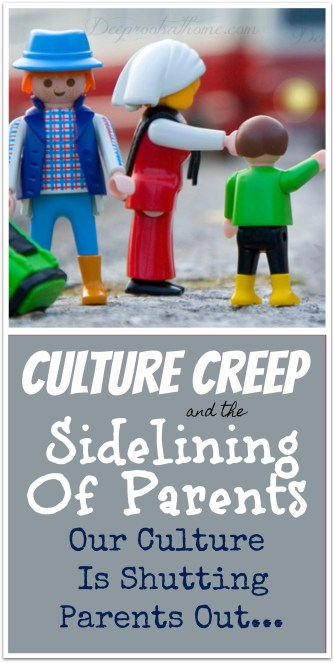 Culture Creep & The Sidelining Of Parents: Our Culture Is Shutting Parents Out, perks, agenda, creeping, decision makers of children, parental rights, responsibility, postmodern era, primary care giver, Anne Arundel County Public Schools, Maryland, safe spaces, kids, transgender, training video, video, sleep with students, privacy, transgender students, no on tell, don't tell, elementary school, birth control, gender, permission, medical records, passive onlooker, abuse situations, healthy parents, crime, give up, it's not your business, hard questions, love unconditionally, refuse to be sidelined, adolescence, guiding your child, government, school system, teach child, wisdom, Solomon, God, Heidi St. John, The Busy Mom, strength, fight for your family, battles, faith