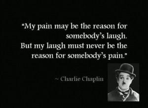 chaplin-pain