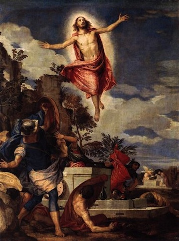 The Resurrection of Christ, Paolo Veronese, c.1570