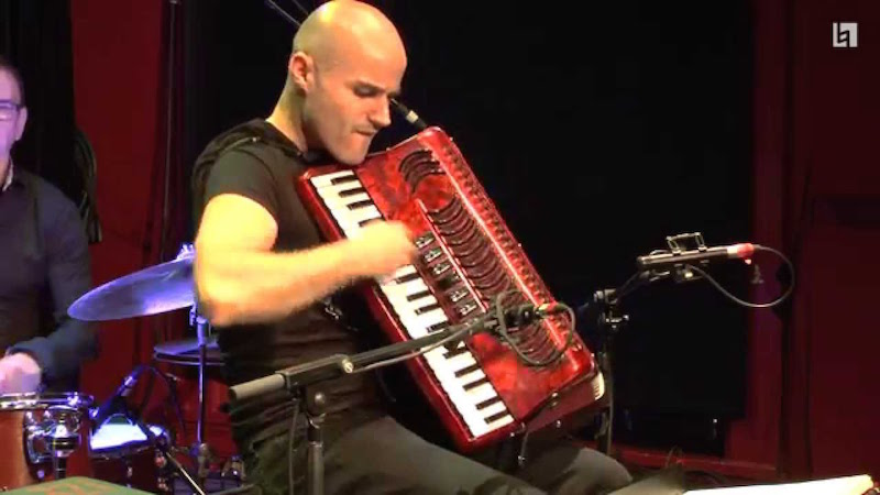 Victor Prieto: 'When you talk about accordion, you talk about the identity of Galicia.'