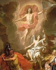 Resurrection of Christ by Noël Coypel, 1700