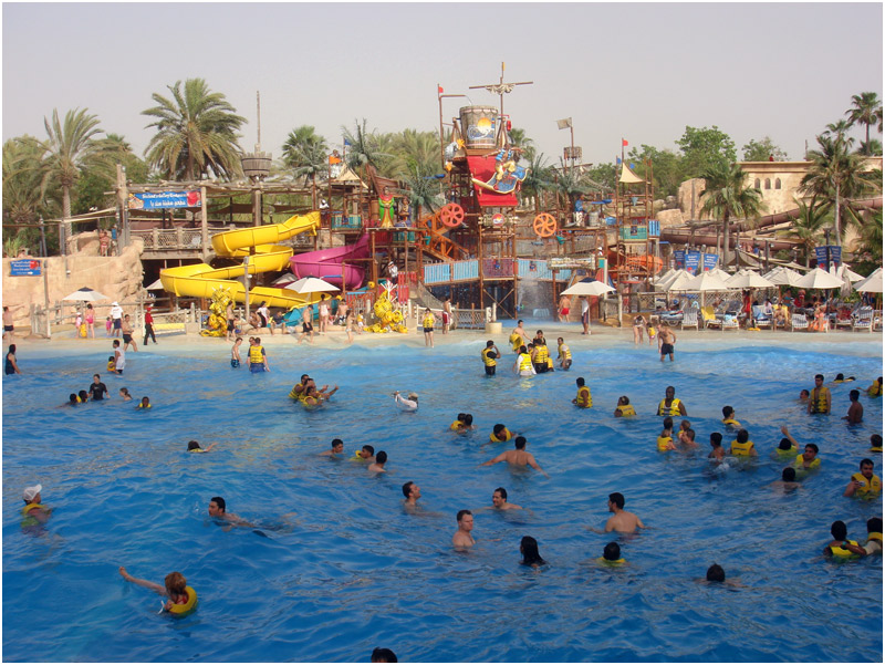Wild Wadi Water Park Most Advanced Water Theme Park In Dubai