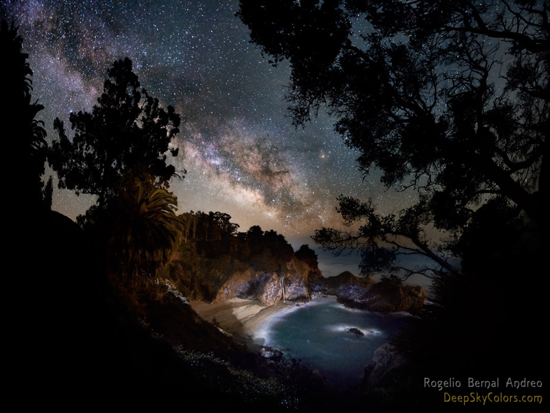 McWay Falls by Rogelio Bernal Andreo