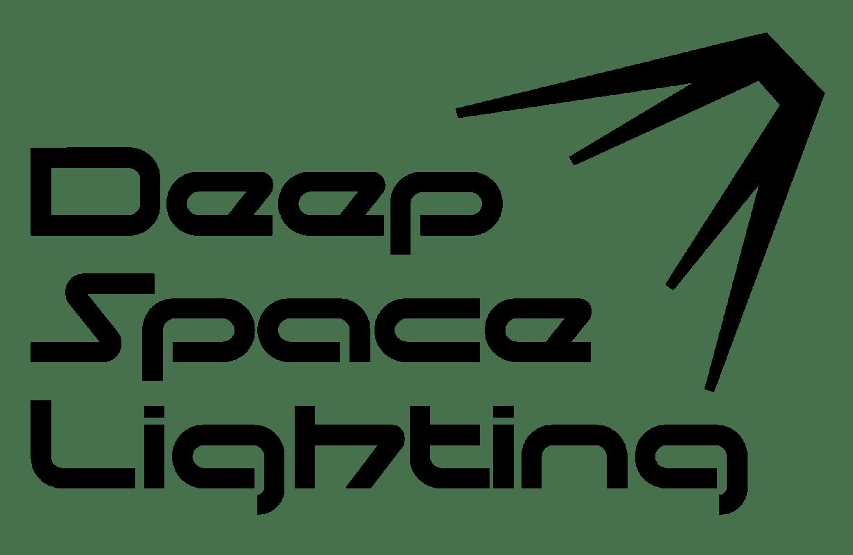 Deep Space Lighting Logo