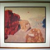 Jared Gilbey - Coloured Rocks