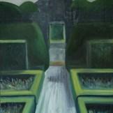 Caroline Payne - Bird Walk, Hidcote