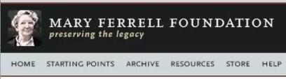 Mary Ferrell Foundation
