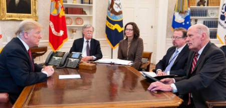 Trump & Intel Chiefs