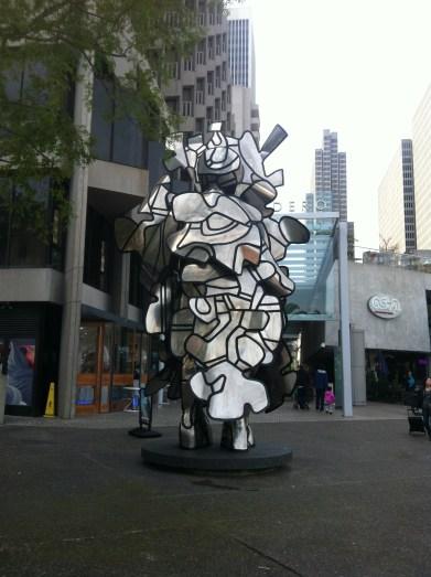 Art on Embarcadero