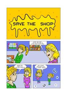 Save the Shop part 1