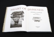 title page from Heart of Darkness