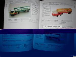 Buch Katalog Spielzeugautos Der Ddr Band 2