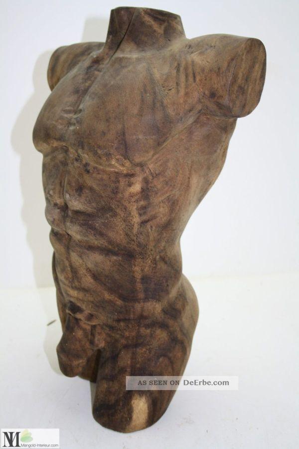 Designer Holzmobel Skulptur Dekoration collectionjobs
