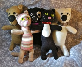 glove cats and dogs