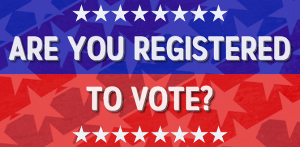 Register to Vote by October 11 - Deerfield Public Library
