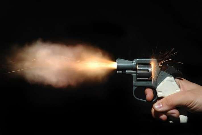 how far can a pistol bullet travel