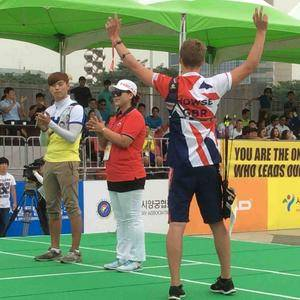 Tom Howse now on the Archery GB Talent Confirmation Programme!