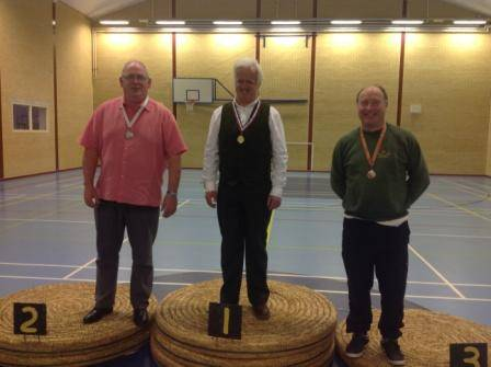 Longbow winners.