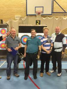An ok performance from some of the longbows but they say it is the taking part that is important!