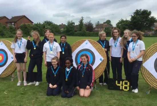 High School for Girls - Denmark Road qualified from Gloucester.