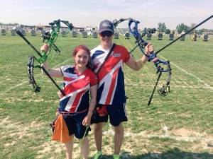 James Howse & Lucy Mason - Bronze Medal in the World Junior Championships - Pairs