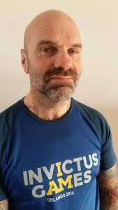 Dave Sandles - Coaching Invictus