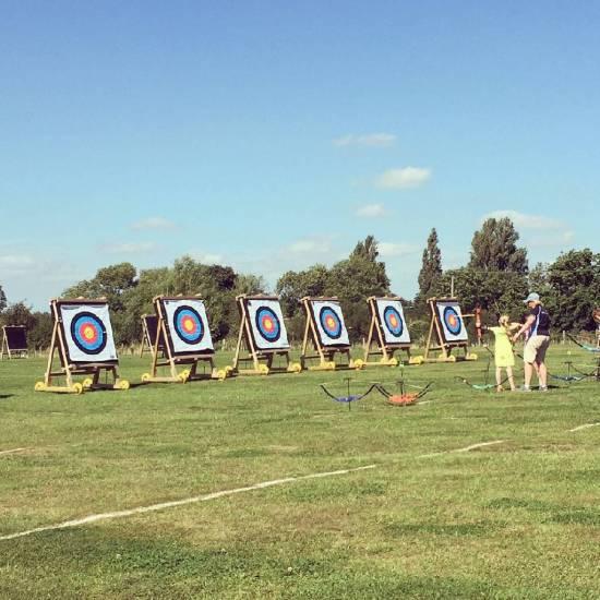 Targeting an all wheeled range!