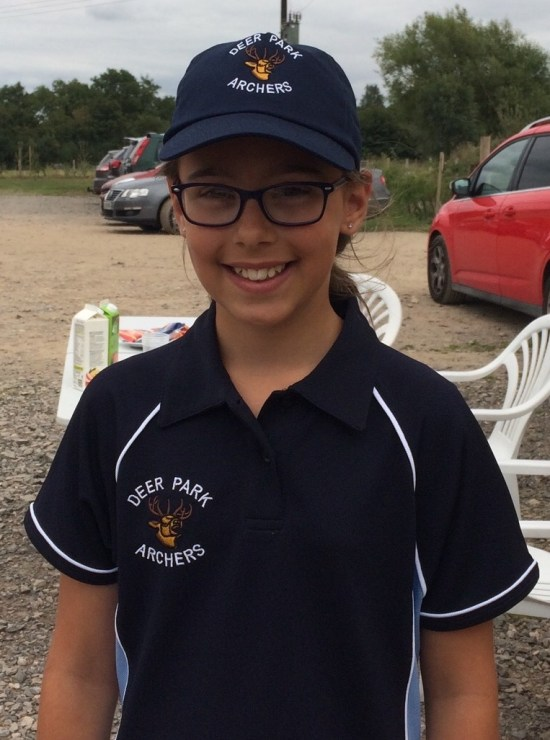 Chloe A'Bear another impressive score, hitting form ready for the British Junior Championships!