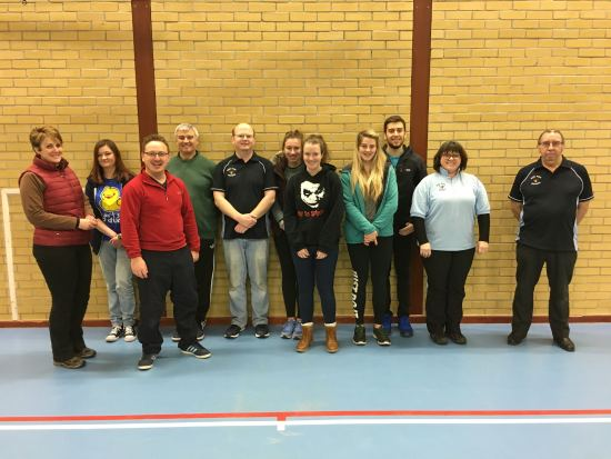 Another successful Level 1 Coaching Course.