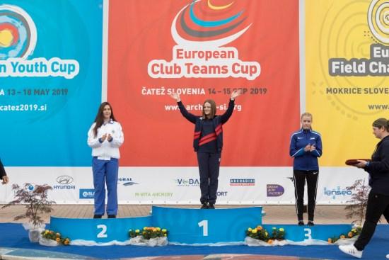 Grace Chappell - Gold Medal Winner!