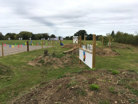 Our new Adapted Kit play Area funded by Tescos.