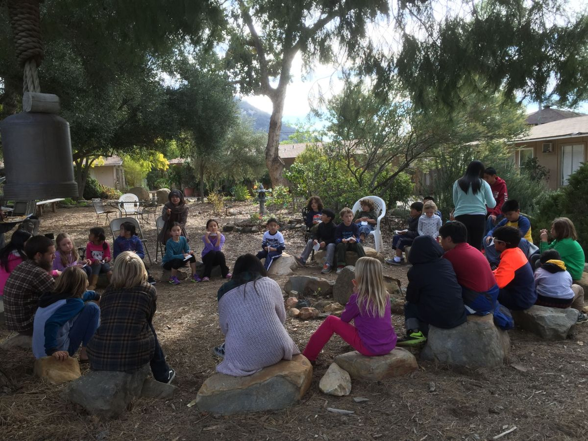 Children's Program Circle