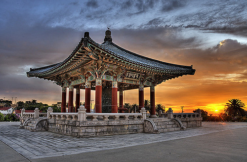 Angel's Gate Cultural Center & Korean Friendship Bell Park