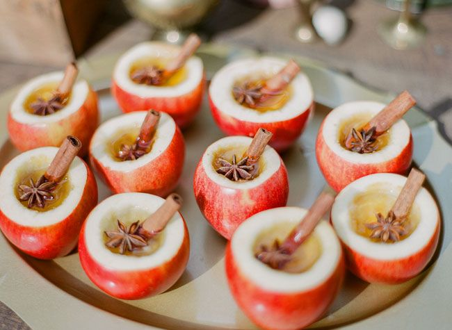 50+ Hottest Fall Wedding Appetizers We Love