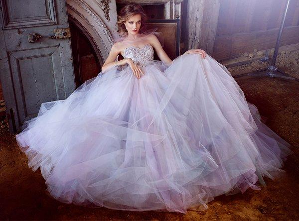 Lazaro Spring Wedding Dresses 2016