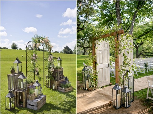 18 Unique Wedding Reception Entrance Ideas For Newlyweds