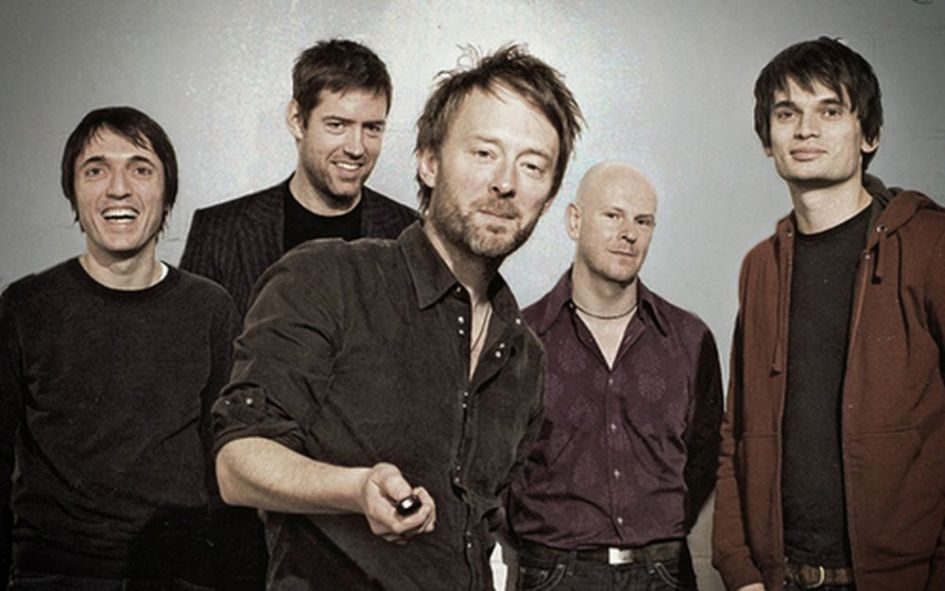 Risultati immagini per Radiohead