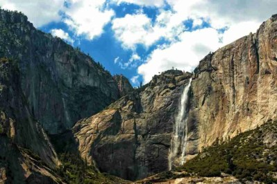 Photo of Upper Yosemite Falls
