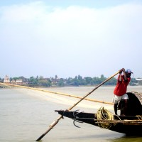 Not so quite flows the Hooghly