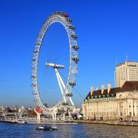 London Glimpses: Millennium Wheel
