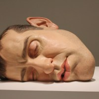 Unusually Real Ron Mueck