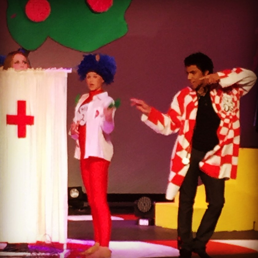 Seussical (the Musical) - TK as Dr Dake