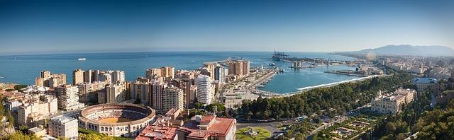 Paisajes con encanto del Sur de España