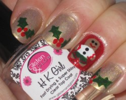 Gingerbread&Holly-2