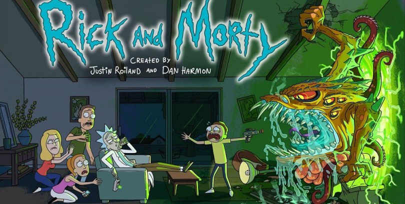 Rick and Morty Complete Season 5 WEB-DL 720p & 1080p