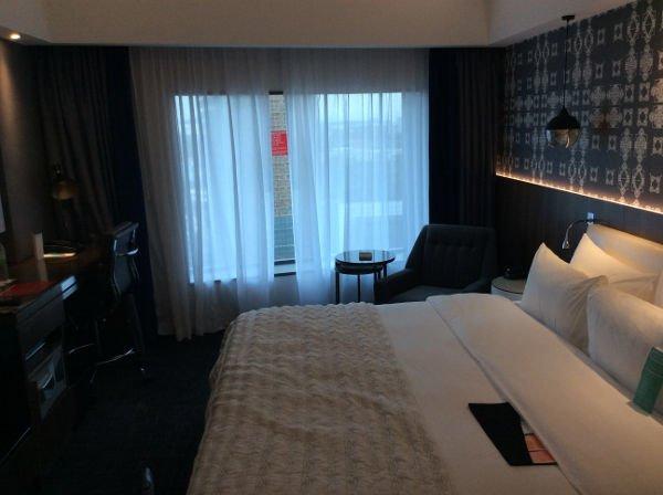 部屋はスーペリアルームと同じと思われます