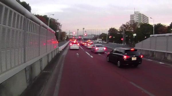 橋を渡り終えたら、江戸川区です。
