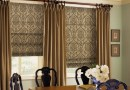 Какие они, современные модные шторы на кухню?