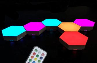 модульные светильники